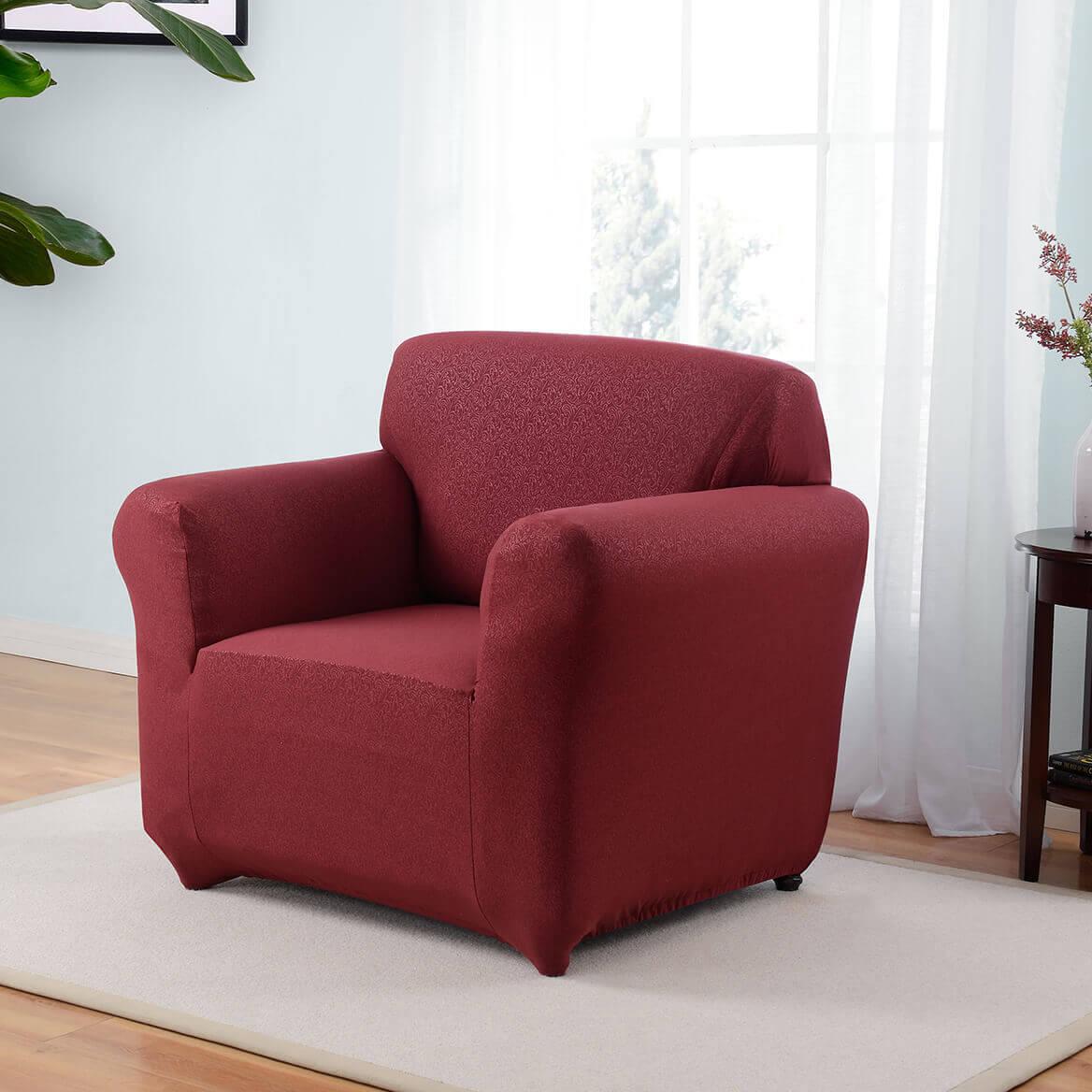 Kathy Ireland Ingenue Chair Slipcover-362618
