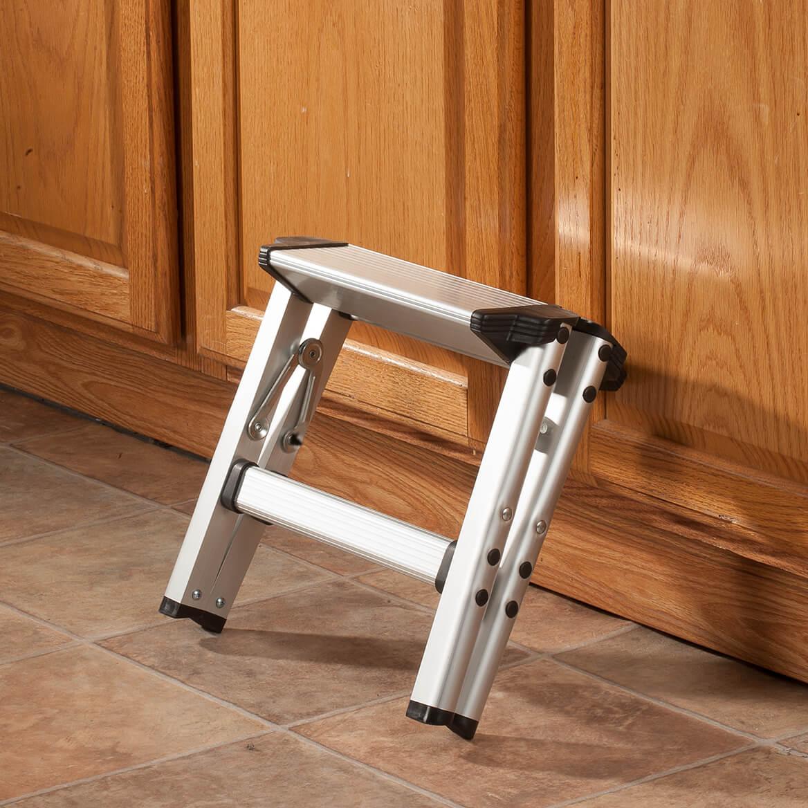 Heavy Duty Aluminum Step Stool Metal Step Stool Walter