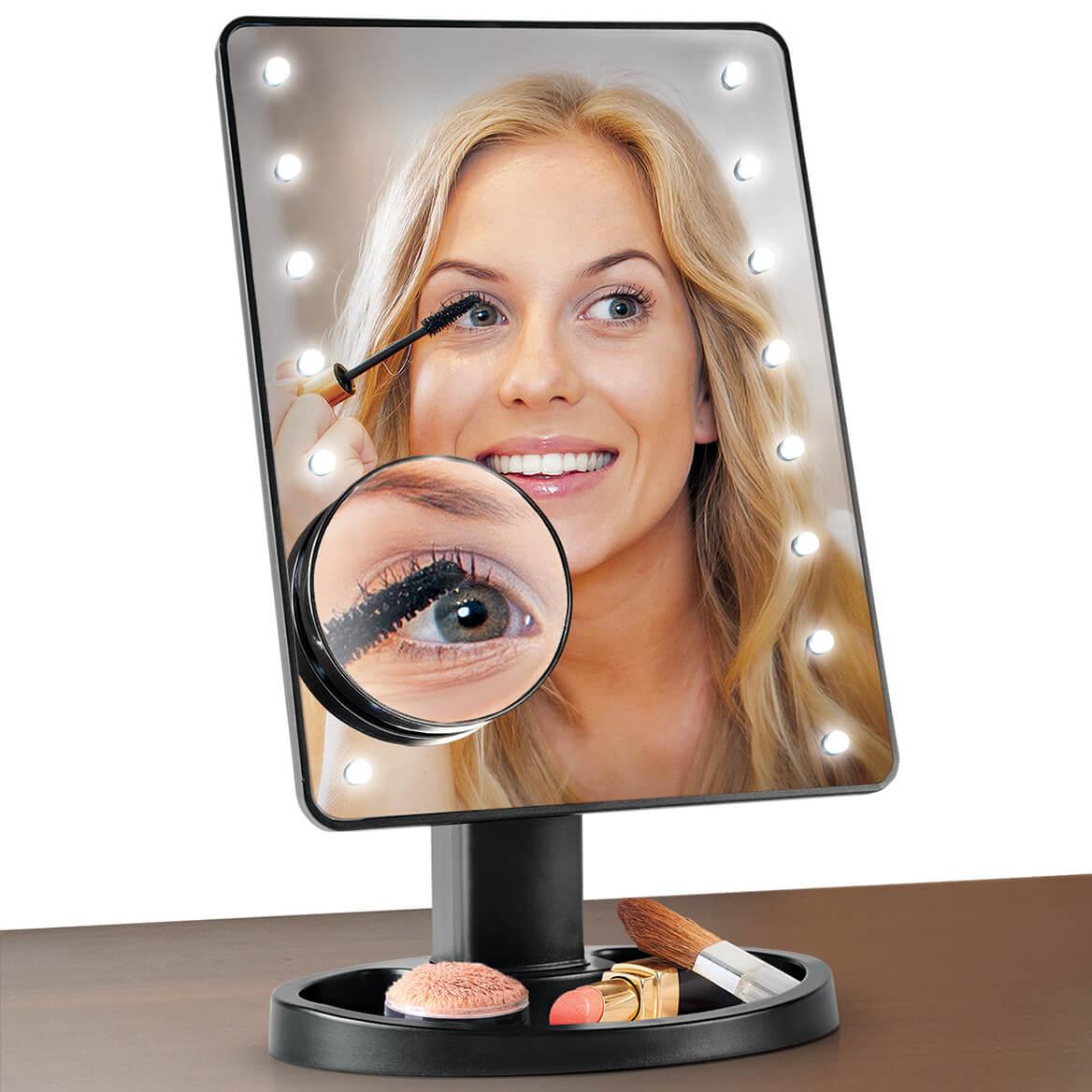 Light-Up Makeup Mirror with 10X Magnifier-363100