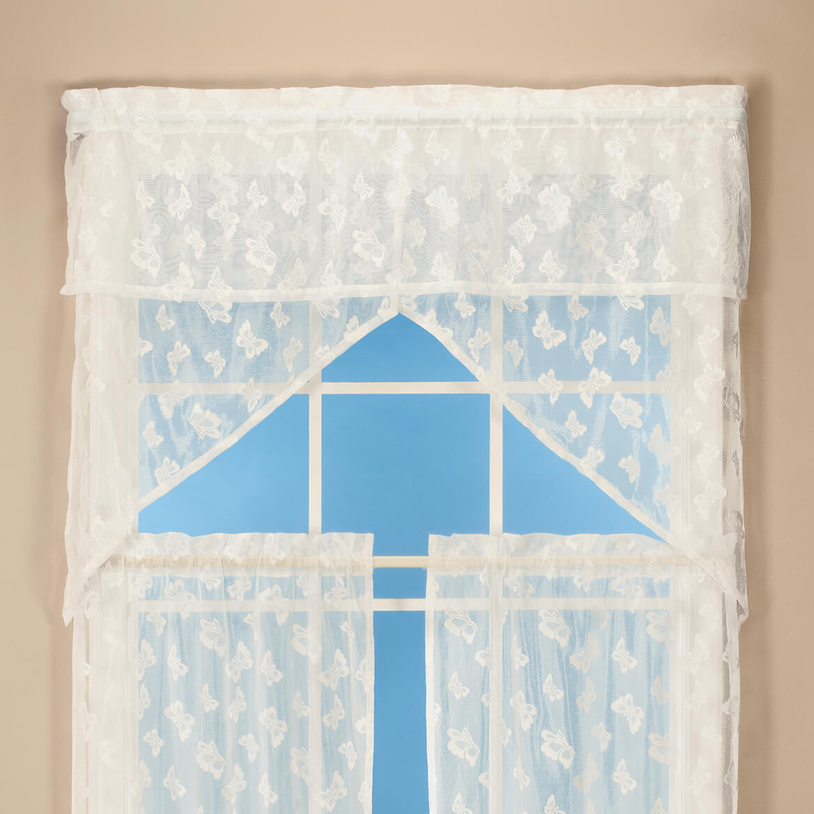 Curtains & Valences - Window Treatments - Walter Drake