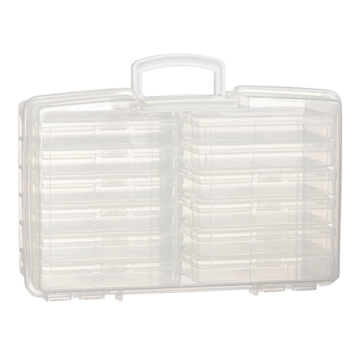 Plastic Photo Storage Set of 17-363347
