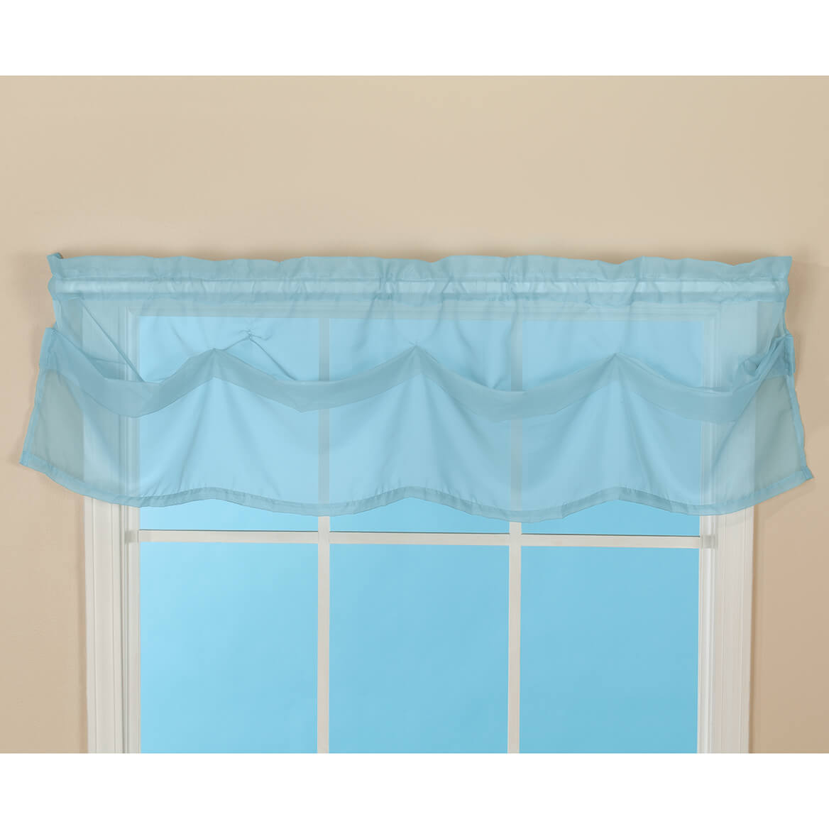 Summit Tuck Valance-363355