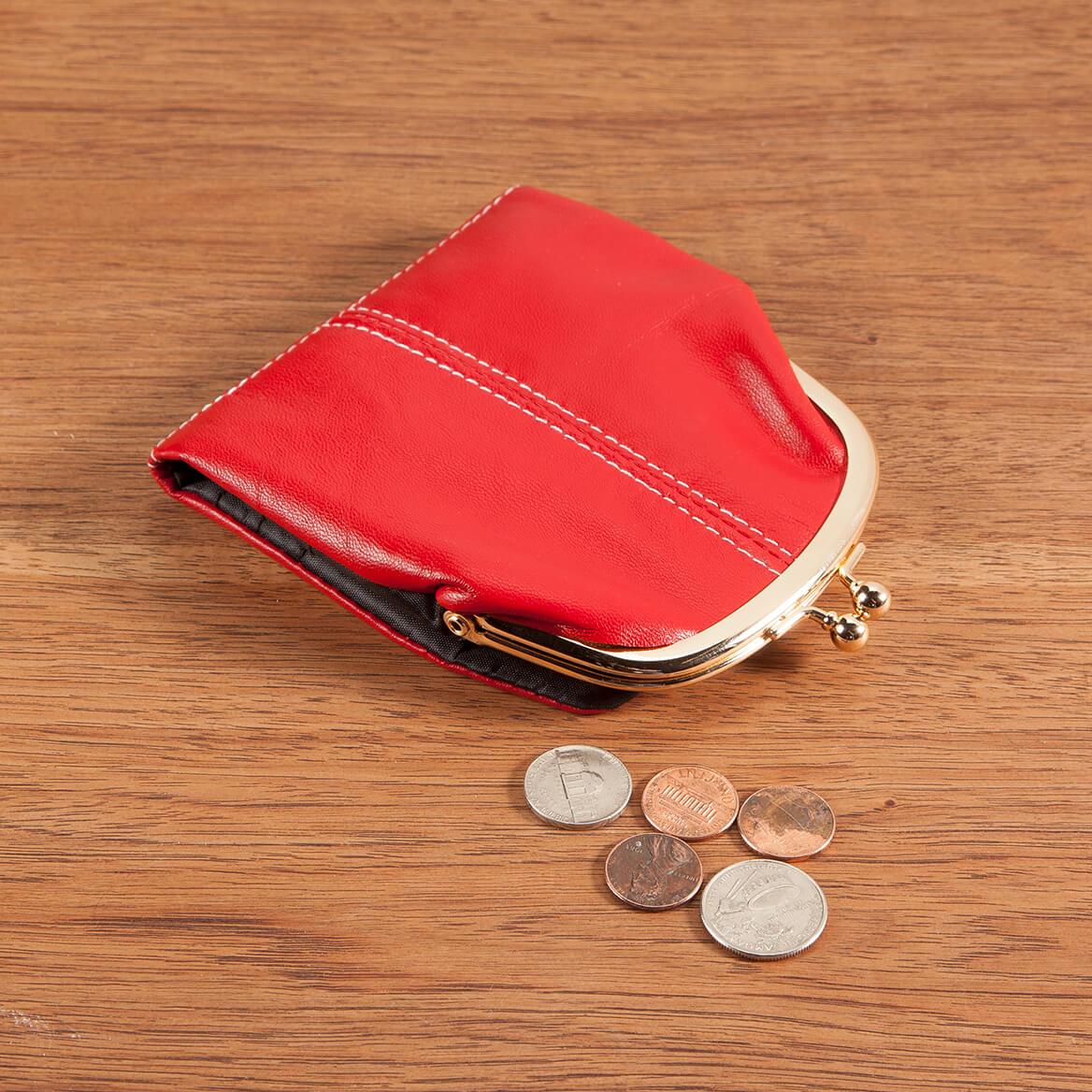 RFID Vintage Coin Purse-363807