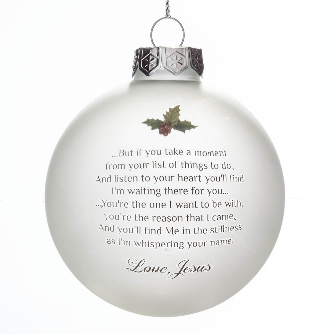 Personalized Ornaments - Christmas Ornaments - Walter Drake