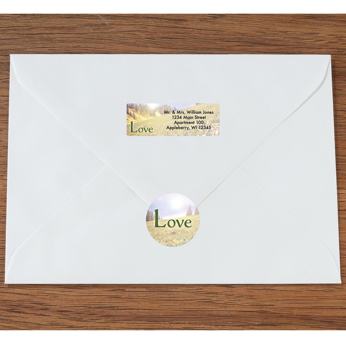 Personalized Faith Labels & Seals 60-365589