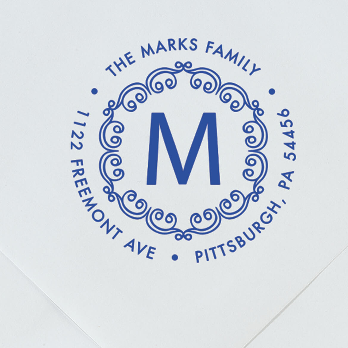 Personalized Initial Stamper-365616