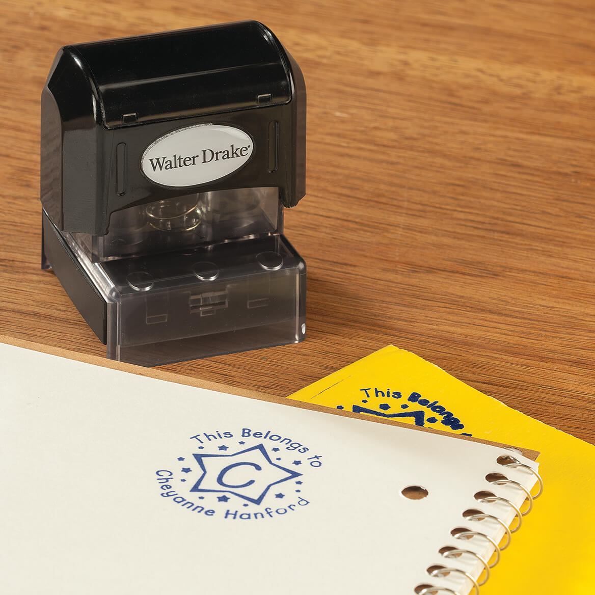 Personalized Star Stamper-365617