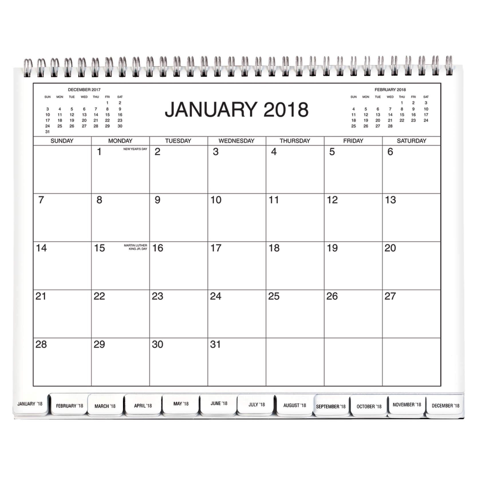 year by year calendar