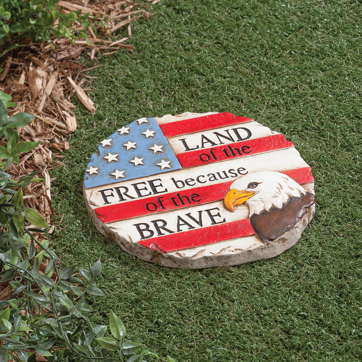 Land of the Free Stepping Stone-367148