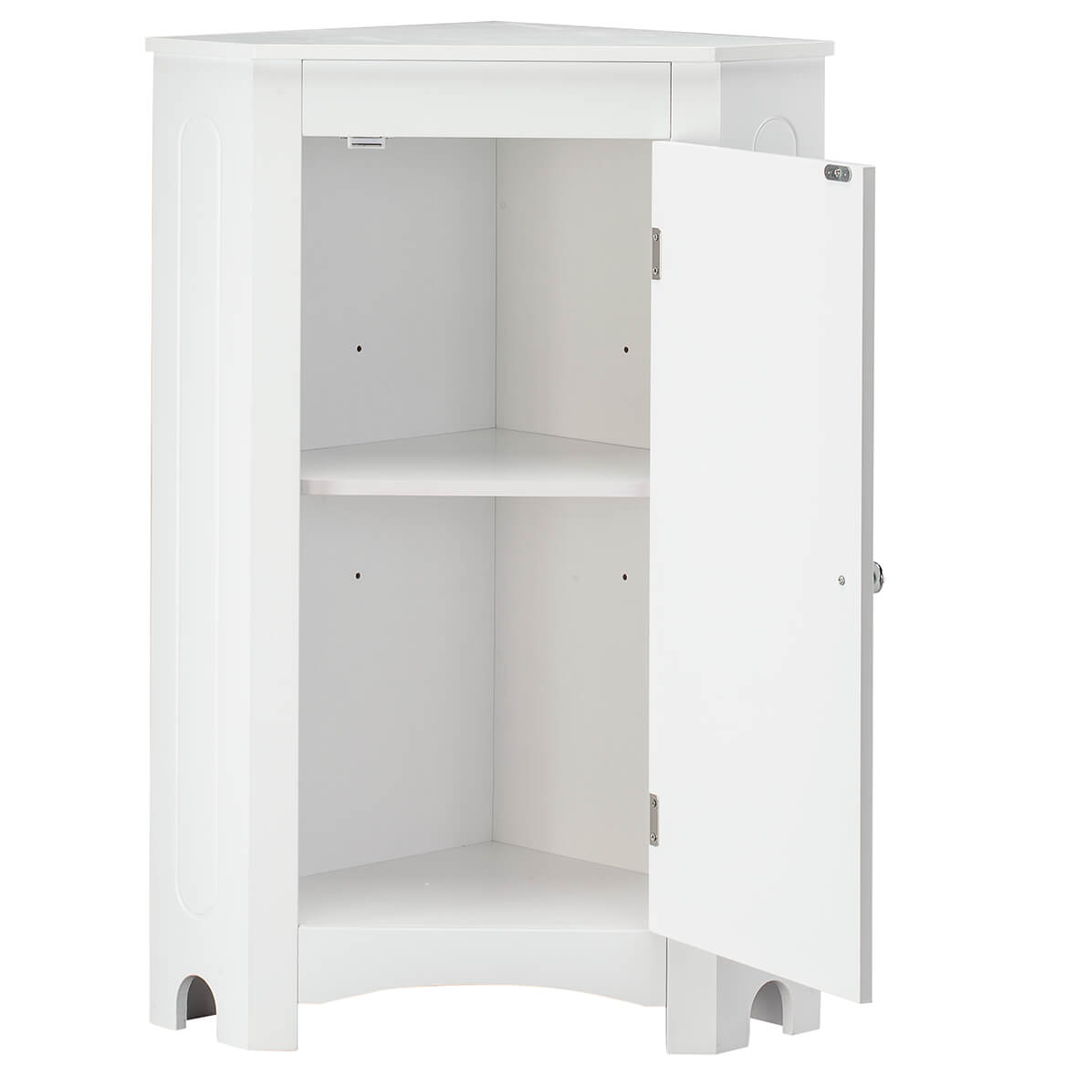 Ambrose Collection Corner Cabinet by OakRidge™         XL-367155