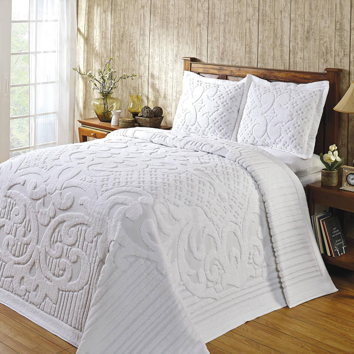 Ashton Chenille 3-Piece Bedding Set-367709