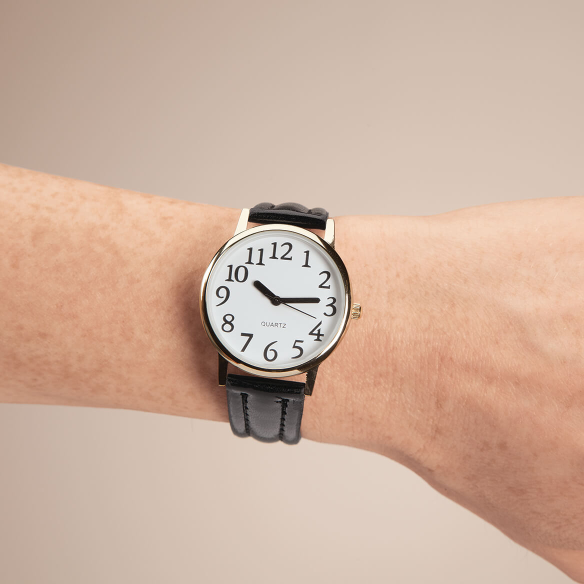 Easy-Read Watch with Strap-368473