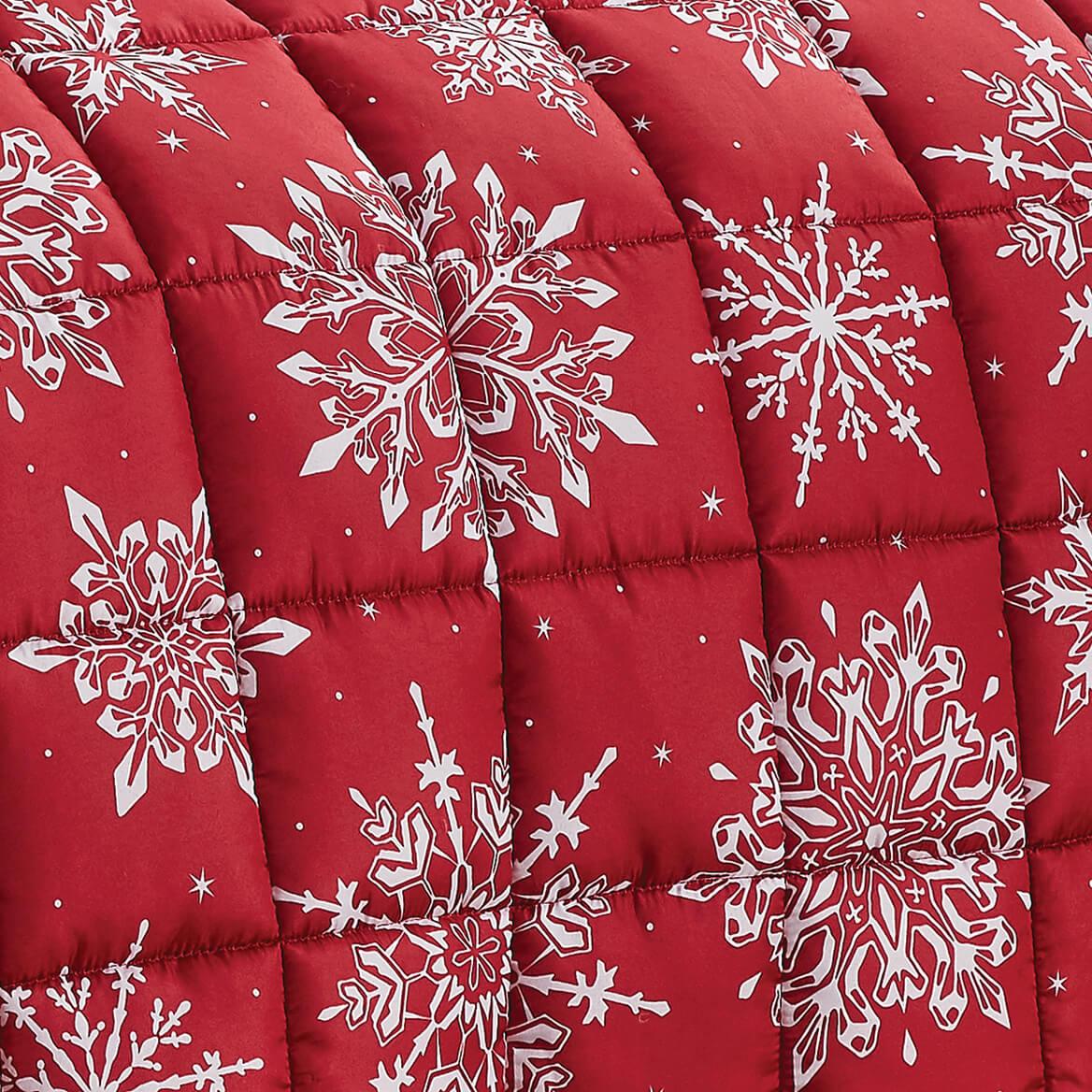 Snowflake Quilt Set by Oakridge™-368547
