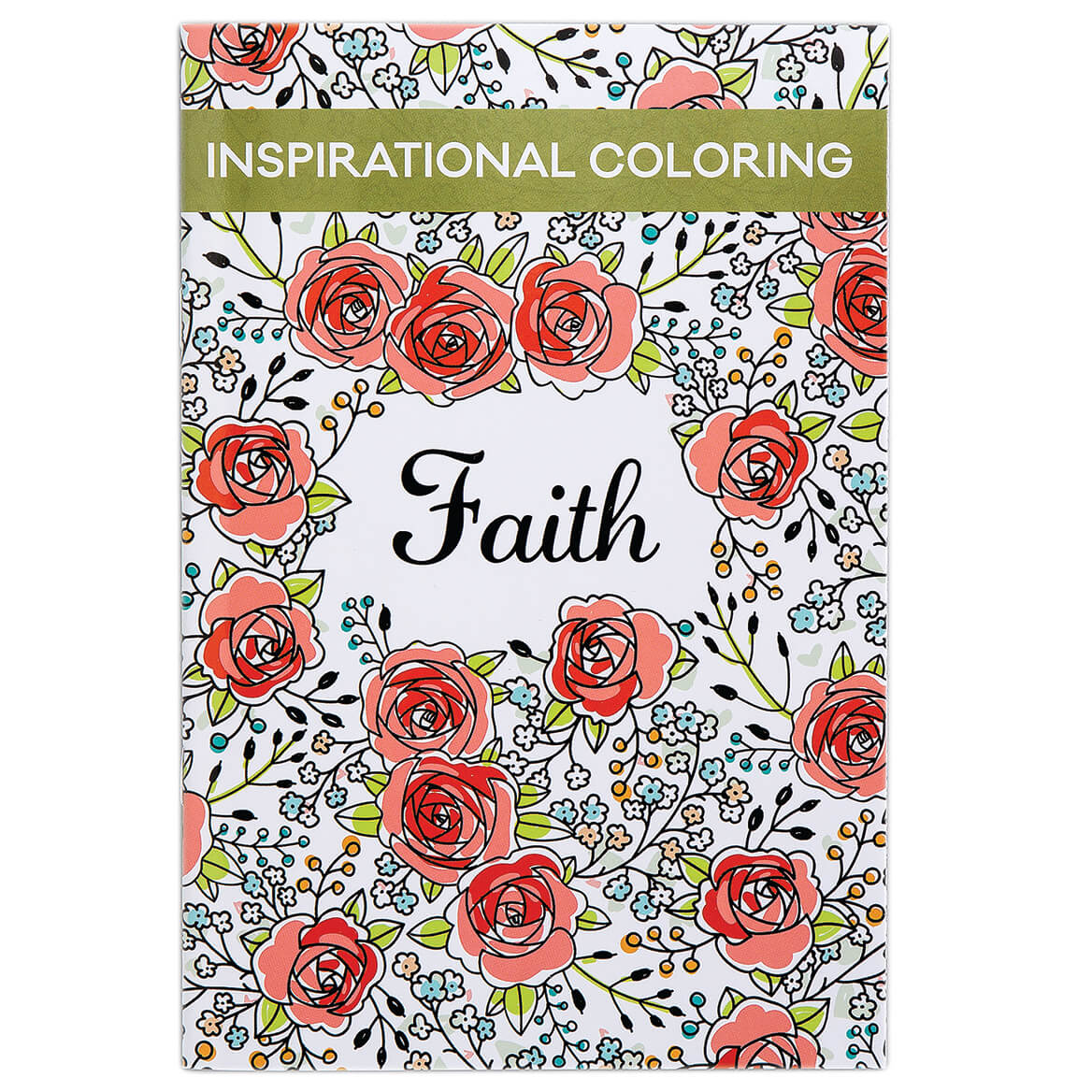 Inspirational Coloring Books Set of 5-368865