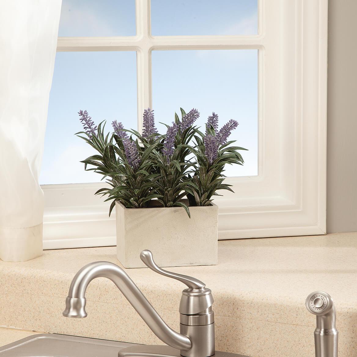 Faux Lavender Plant by OakRidge™-368982