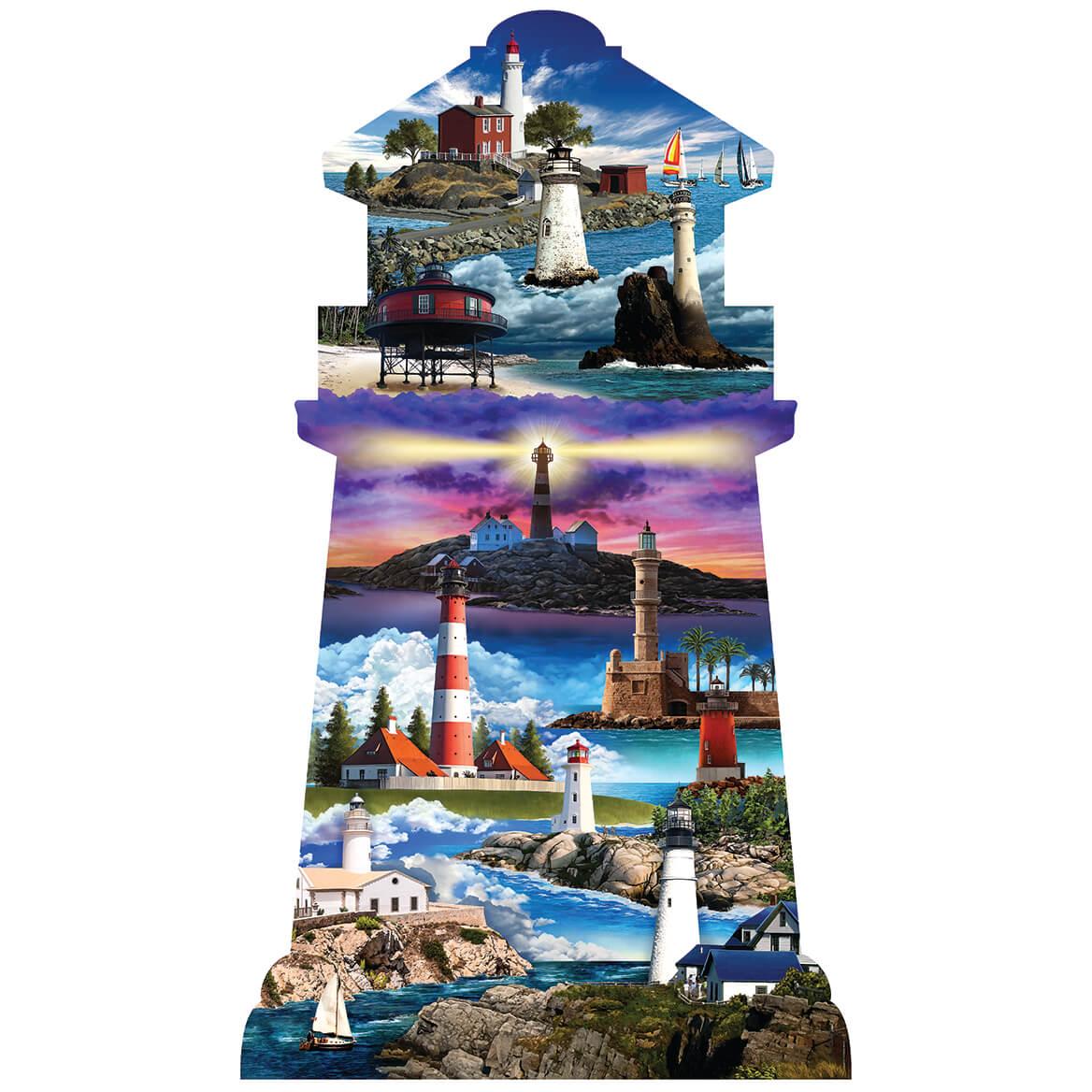 Lighthouse Shaped Puzzle-369014