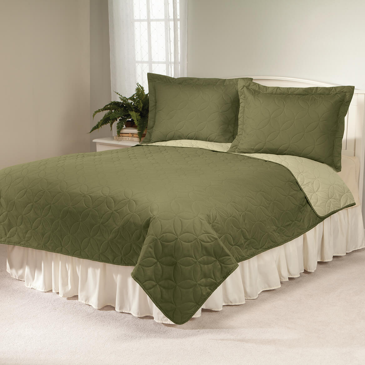 Reversible Coverlet-369088
