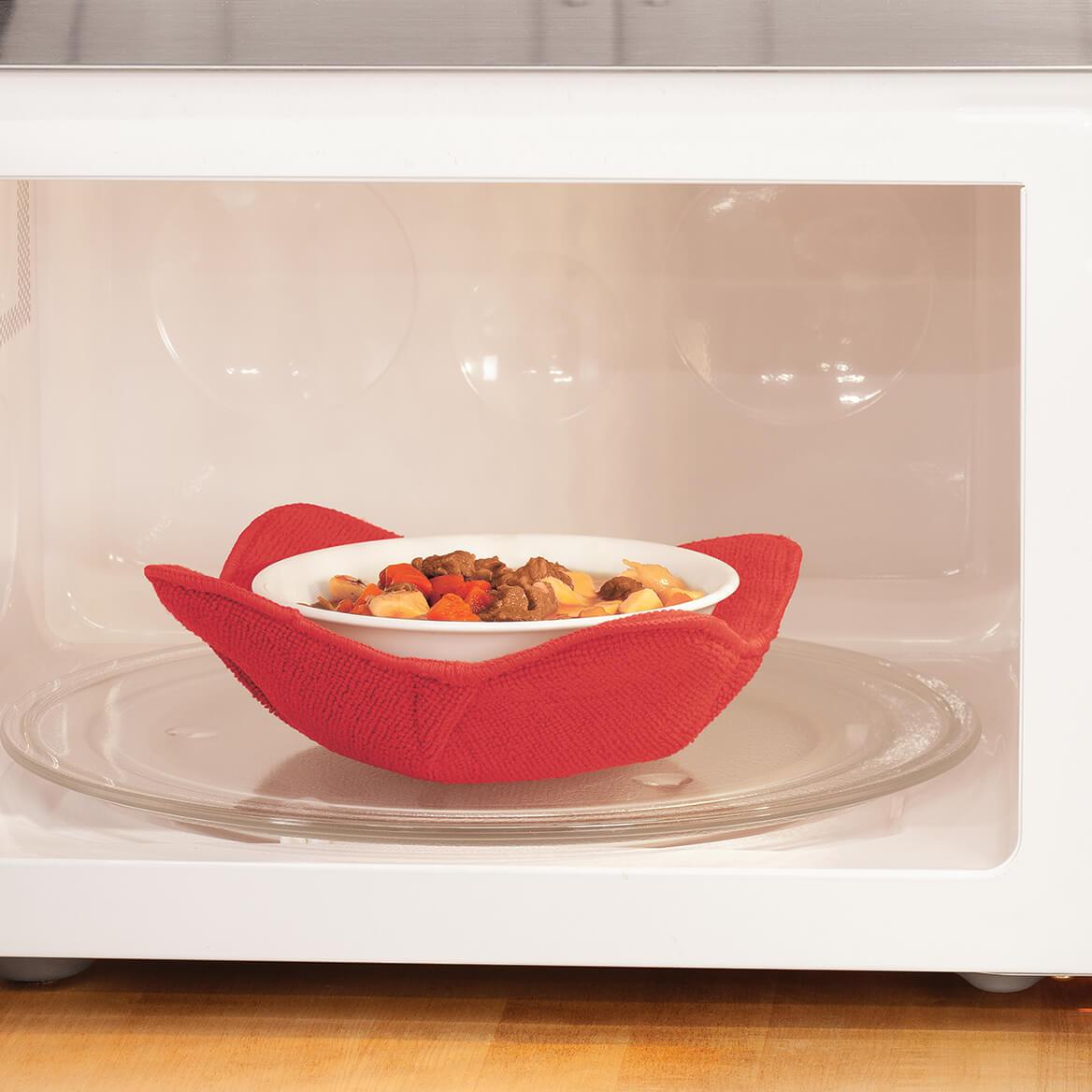 Microwave Bowl Holders Set of 4-369475