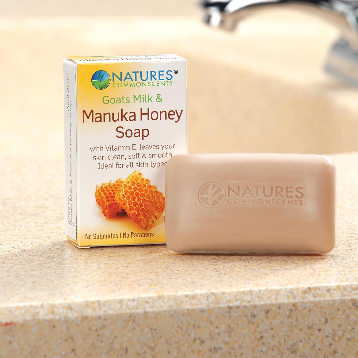 Goats Milk & Manuka Honey Soap-370348