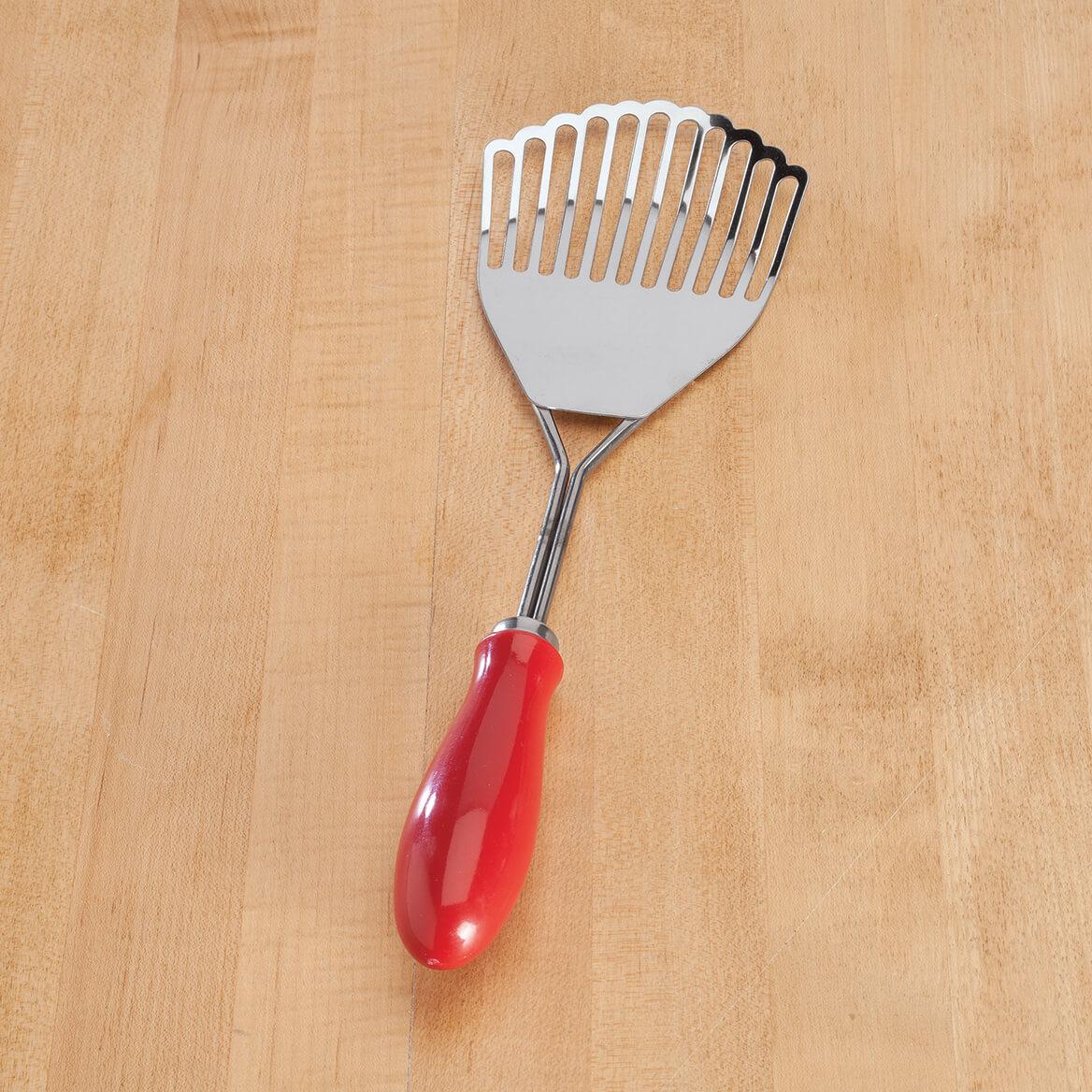 Vintage Slotted Spatula-Spoon-370403