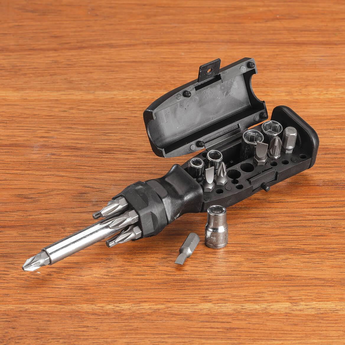 Screwdriver Socket Set of 18-370512