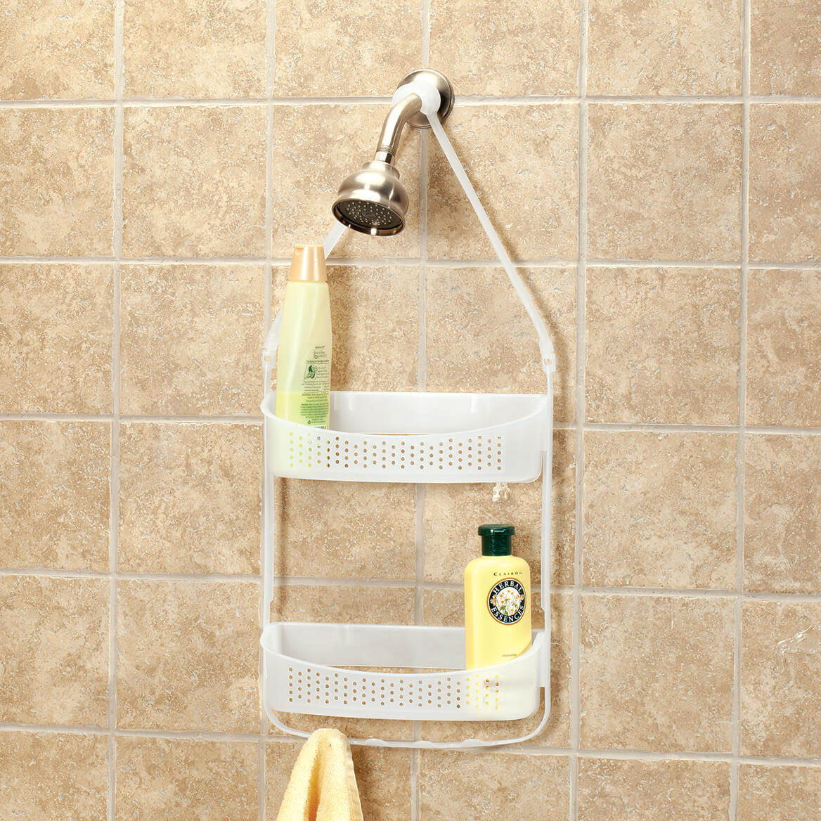 Over the Rail Shower Caddy-370630