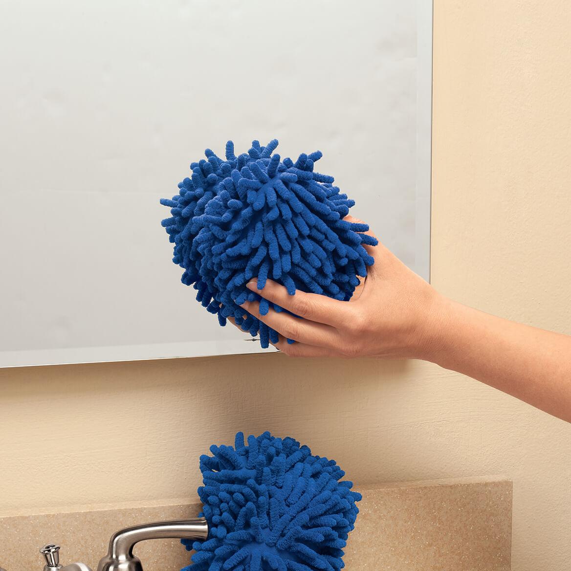 Microfiber Window Defogger Balls, Set of 2-370652
