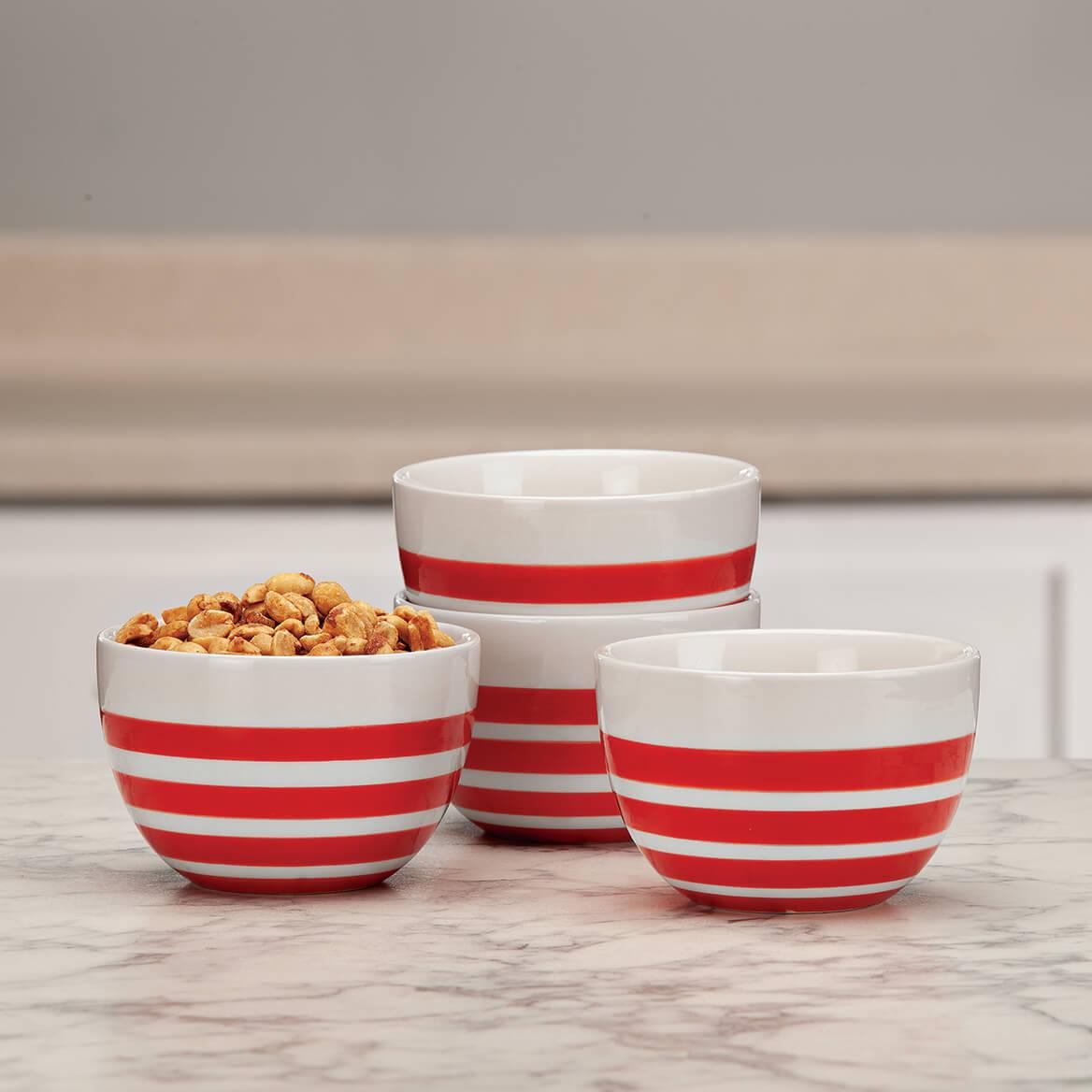 All-Purpose Ceramic Bowls, Set of 4-370743