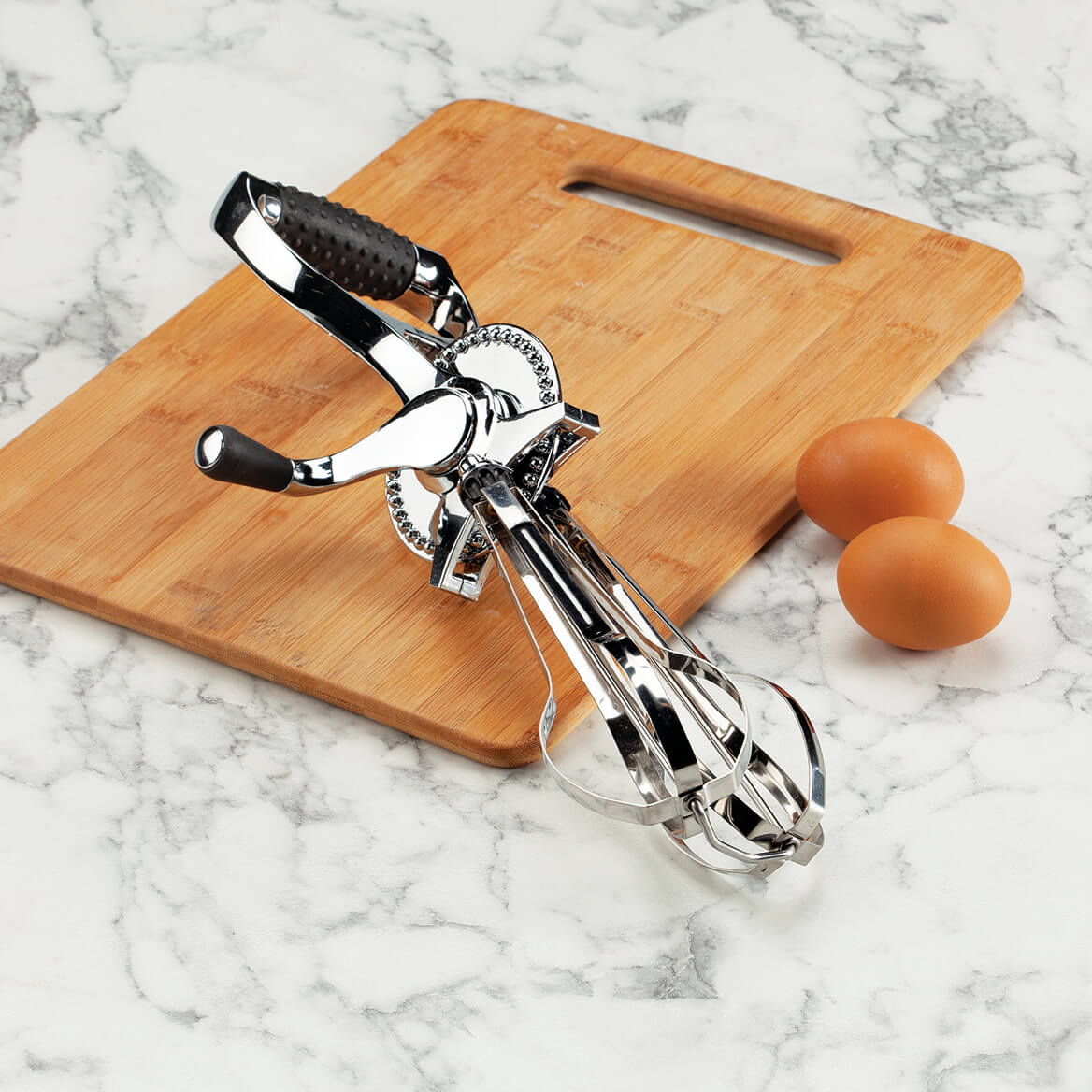 Hand Held Egg Beater by Home Marketplace-370746