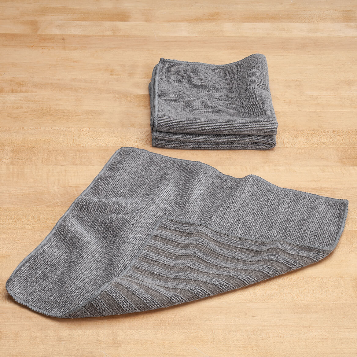 Stainless Steel Cleaning Cloths, Set of 3-370895