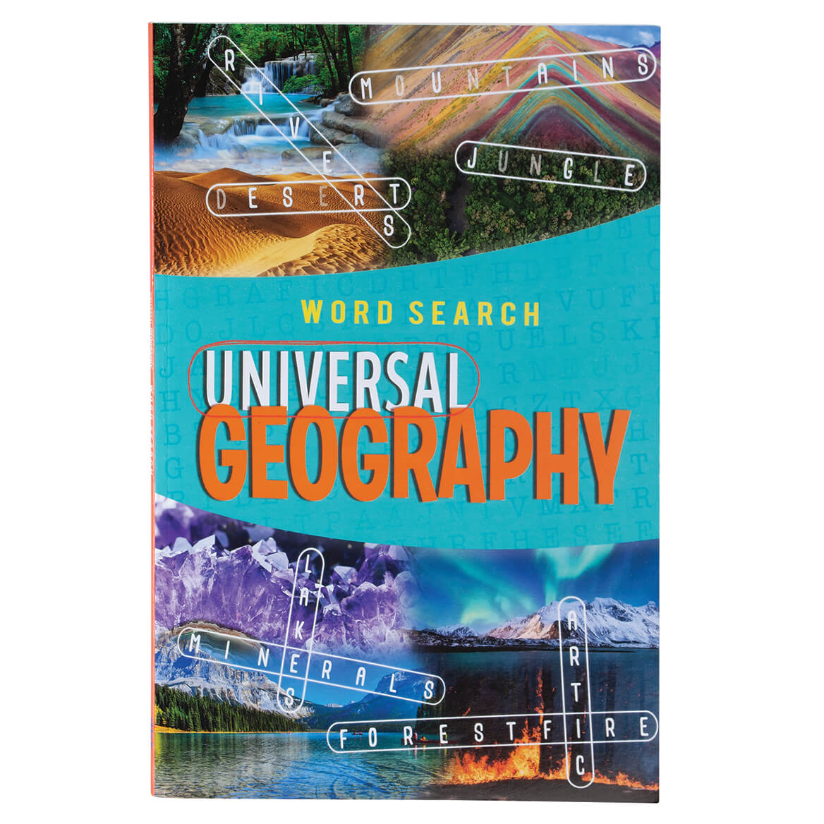 Universal Word Search Puzzles, Set of 2-371055
