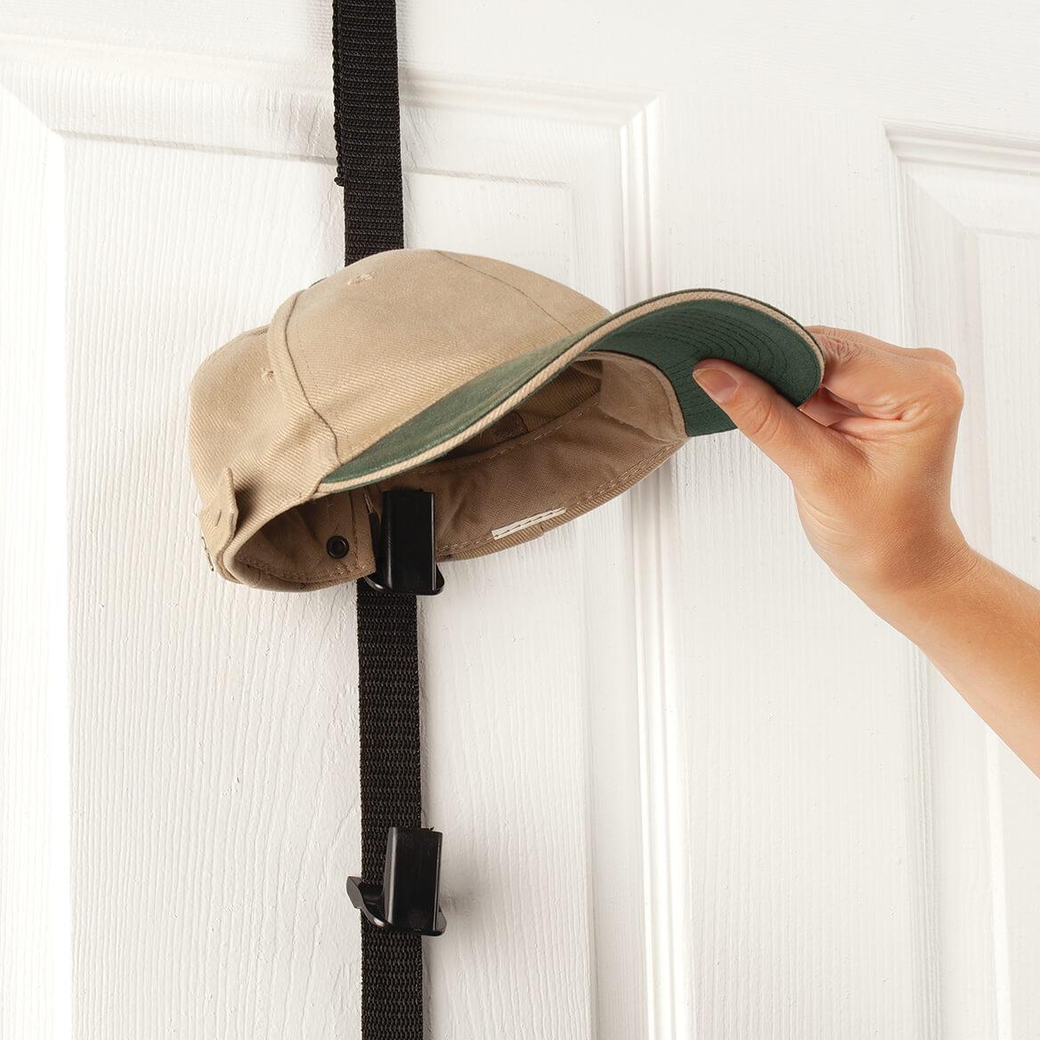Over the Door Baseball Cap Organizer, Set of 2-371067