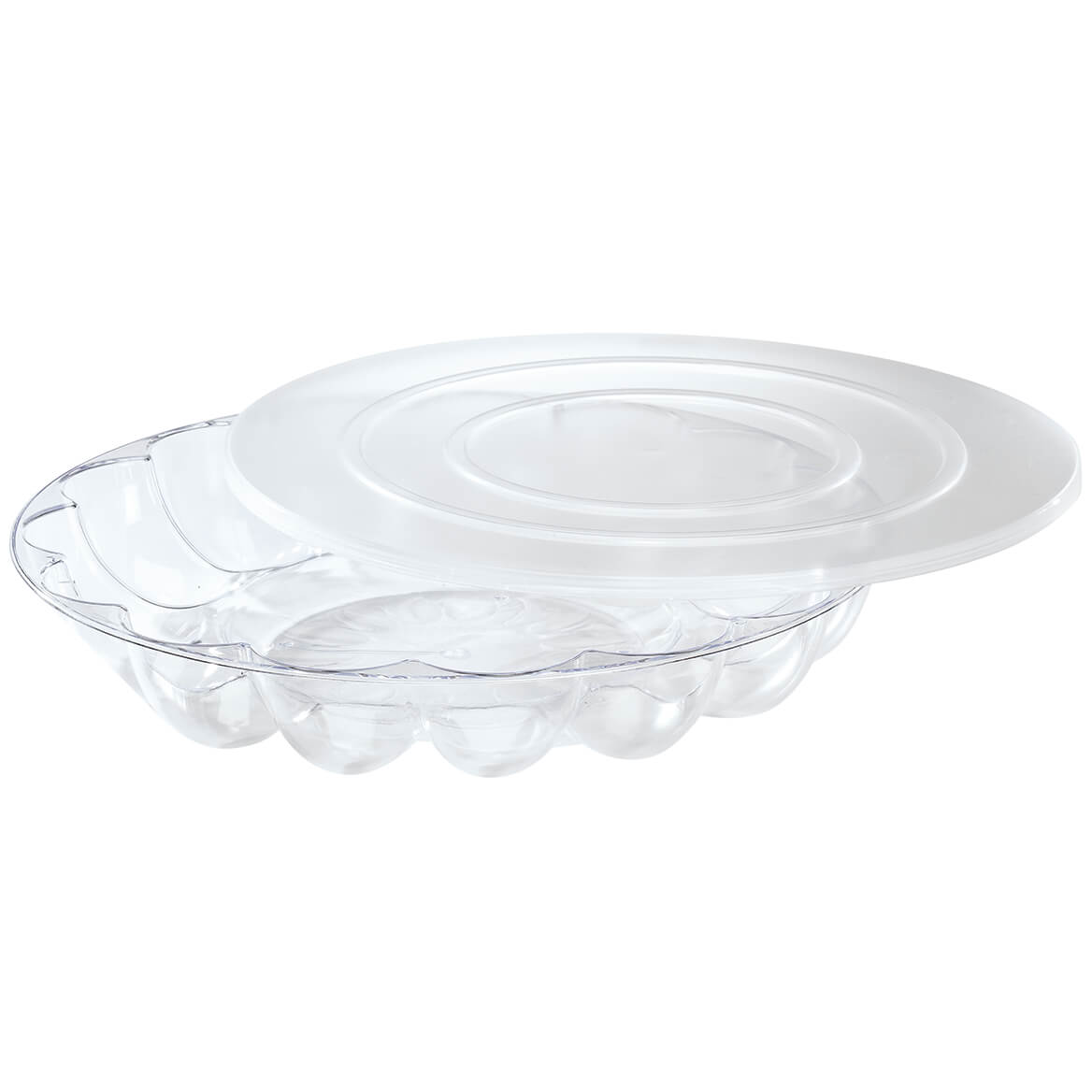 Deviled Egg Tray with Lid-371127