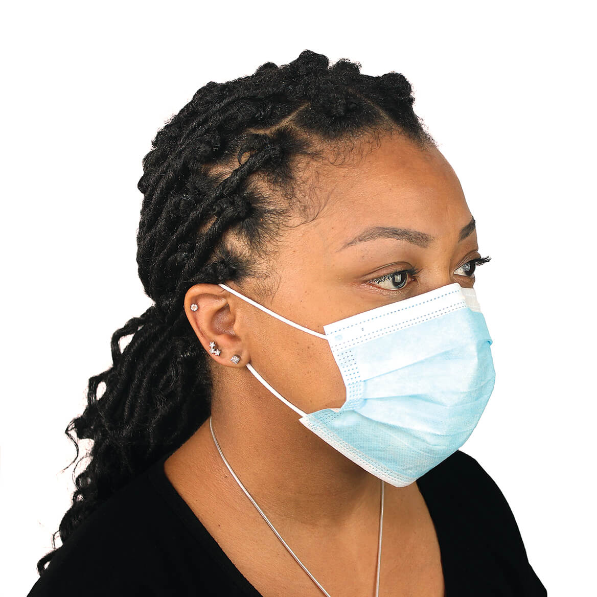3 Ply Disposable Masks Set of 10-371155