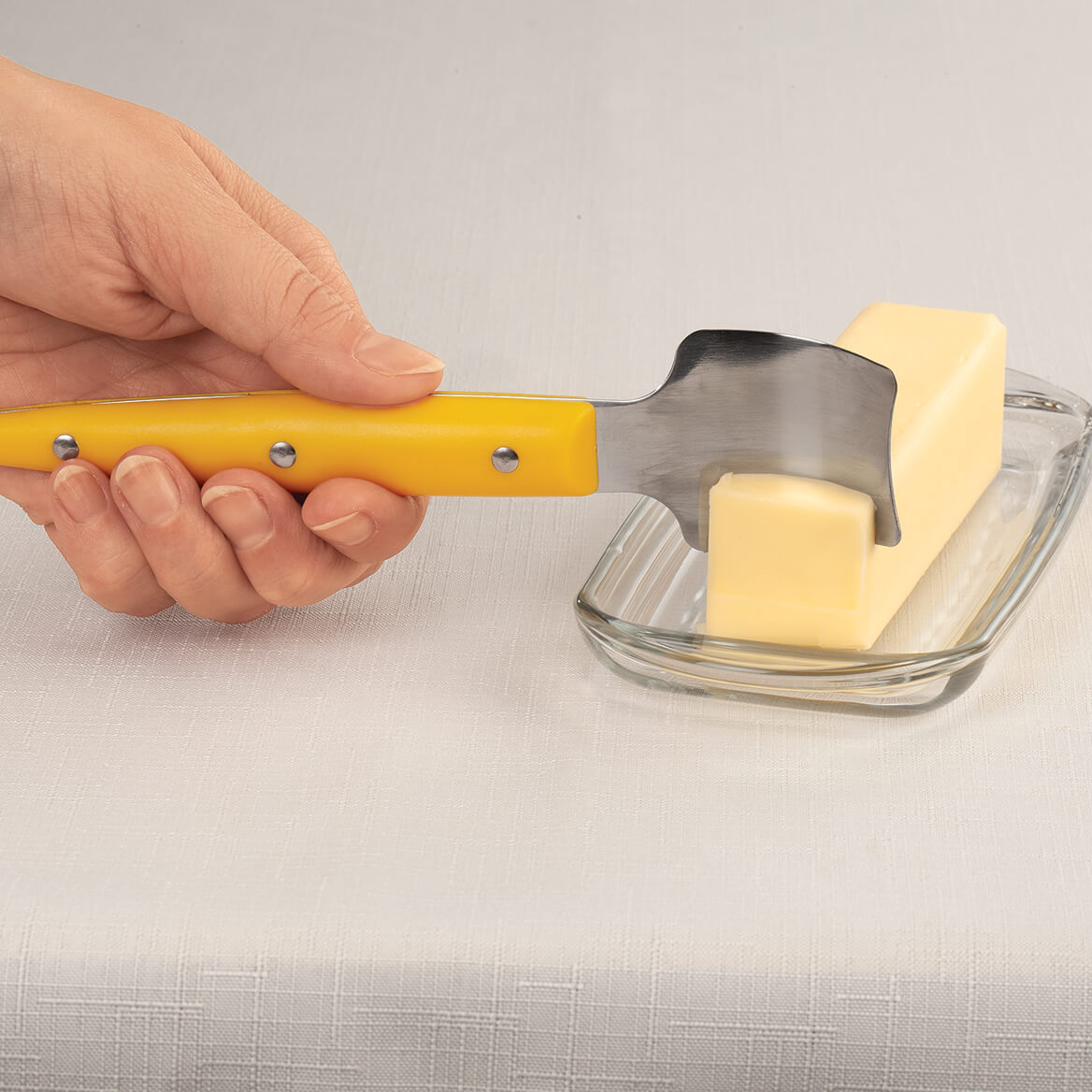 Butter Once Corn Butter Knife-371384
