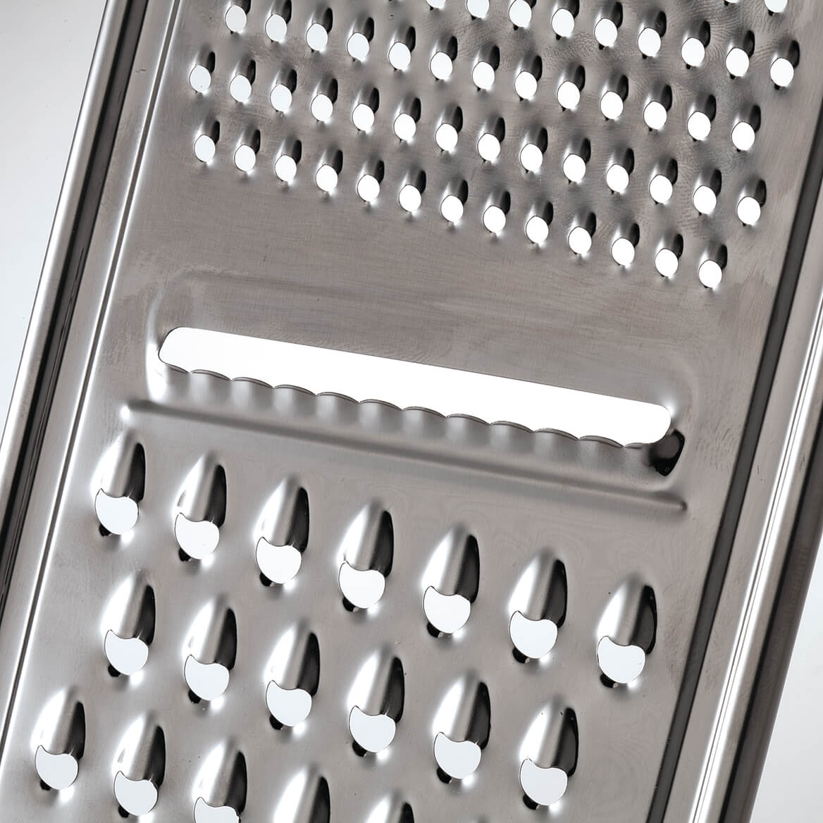 Stainless Steel Multi-Functional Grater & Slicer-371390