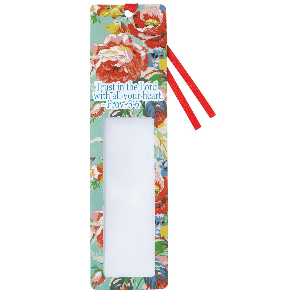 Inspirational Bookmark w/Magnifier Set of 8-371498