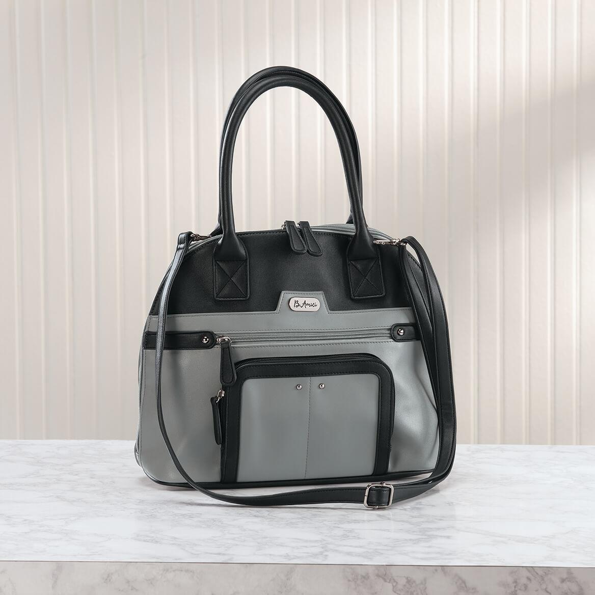 B.Amici™ Vivienne RFID Dome Satchel-371578