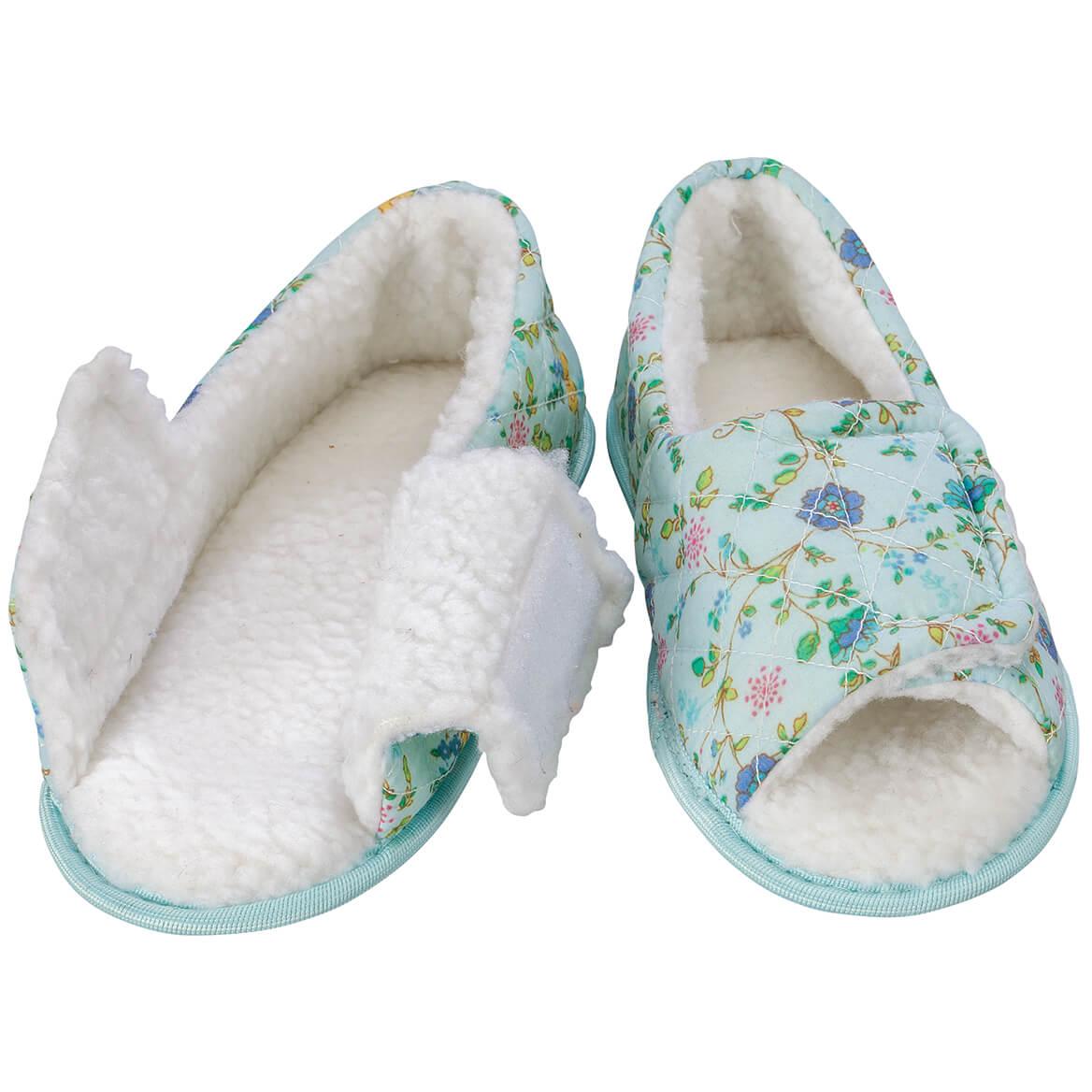 Silver Steps™ Open Toe Edema Slippers Womens-371668