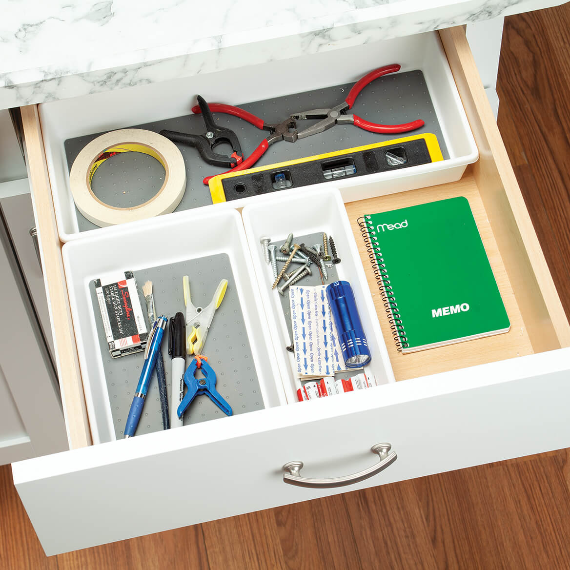 3-Pc. Drawer Organizer Bins-371750