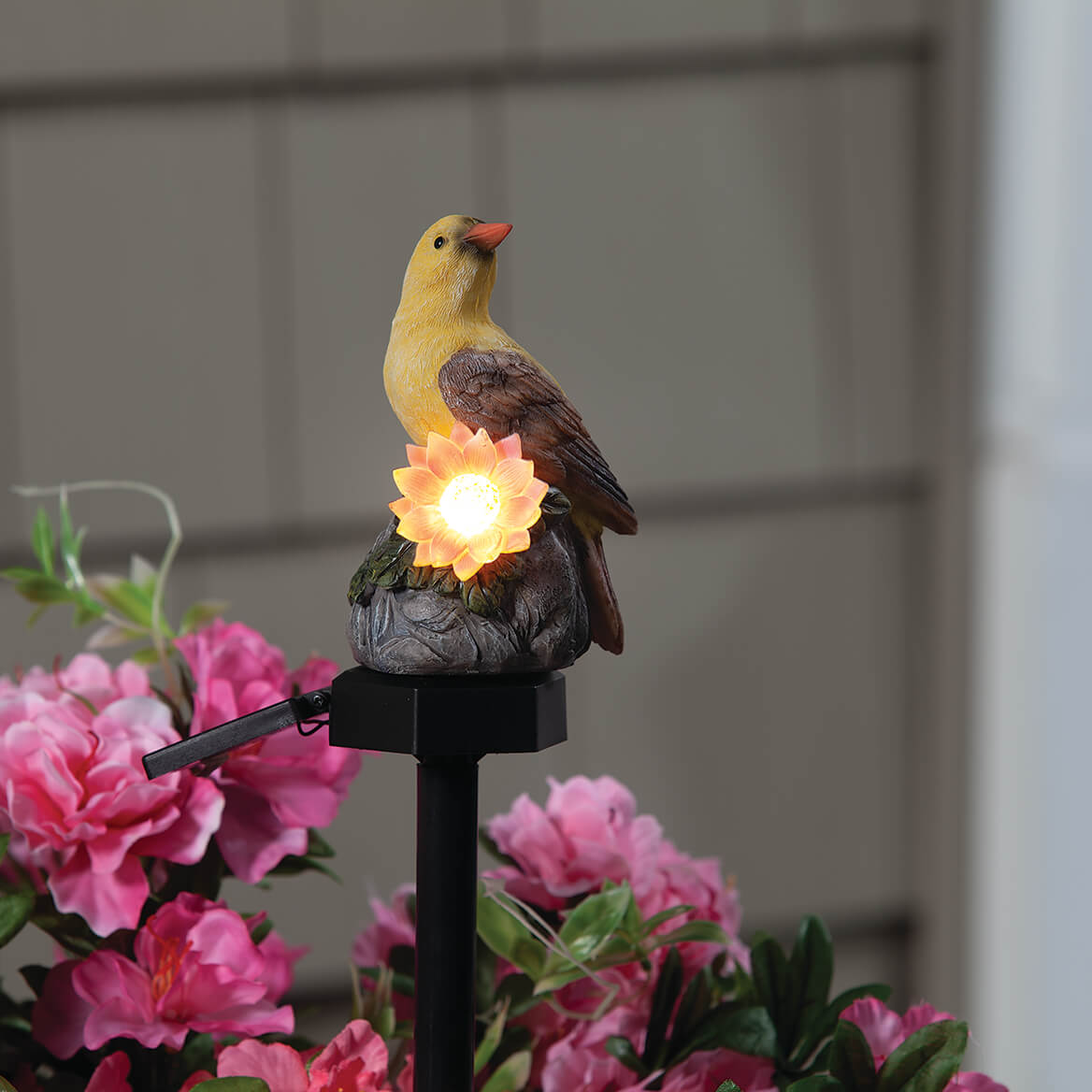 Bird Solar Stake by Fox River™ Creations-371763