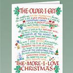 The More I Love Christmas
