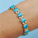Jewelry & Accessories - Turquoise Magnetic Bracelet
