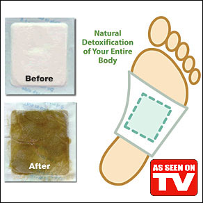 Detox Foot Patch Set of 30