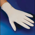 Closeout Deals - Disposable Latex Gloves - Set Of 100