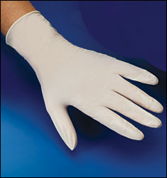 Disposable Latex Gloves - Set Of 100