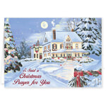 Christmas Cards - I Said A Christmas Prayer Religious Christmas Card Set of 20