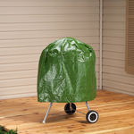 "Outdoor Furniture Covers - Charcoal Grill Cover - 23""H x 27""W"