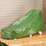 "Patio Chaise Lounge Cover - 76"" L x 33"" H x 27"" W"
