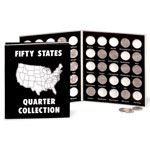 Sale - Commemorative State Quarters Album